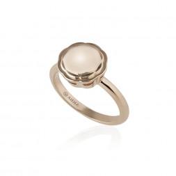 18K Rose Gold Flora Ring