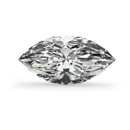 Marquise 0.34 Ct. F VS1